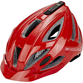 Endura Xtract Helmet gloss red